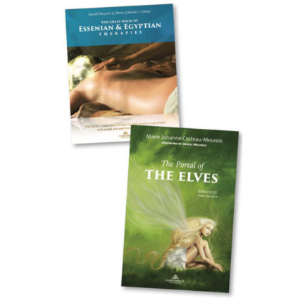 The Great Book of Essenian & Egyptian Therapies, and The Portal of the Elves
