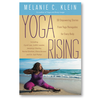 Yoga Rising - book cover