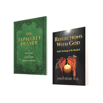 Both book covers