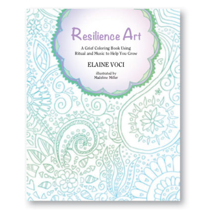 Resilience Art - book cover