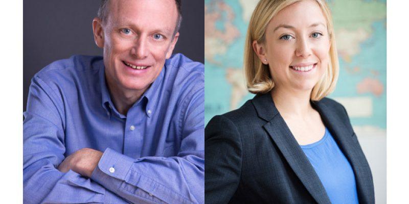 Brett and Jessica Finlay