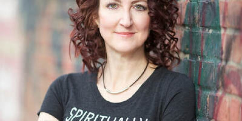 Sarah Bowen, author and animal chaplain