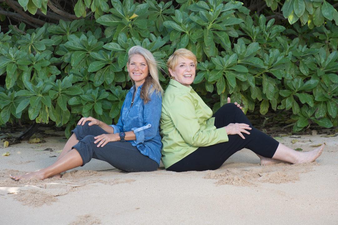 Dawna Markova and Angie McArthur
