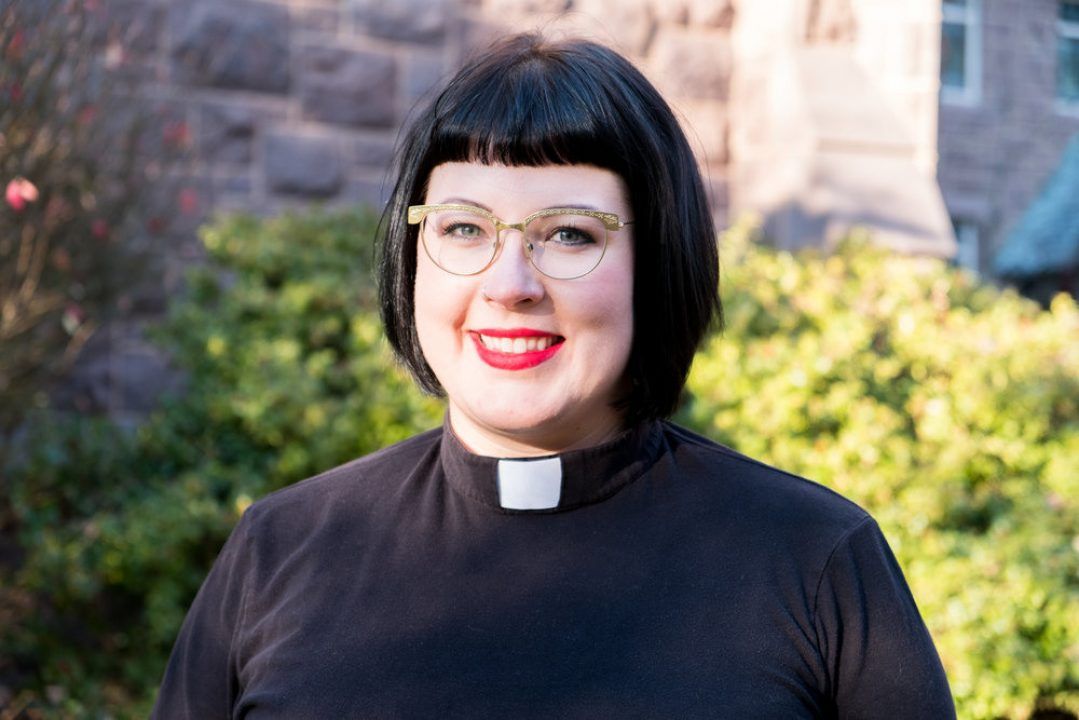 Reverend Jes Kast is an ordained Minister of Word and Sacrament in the United Church of Christ.