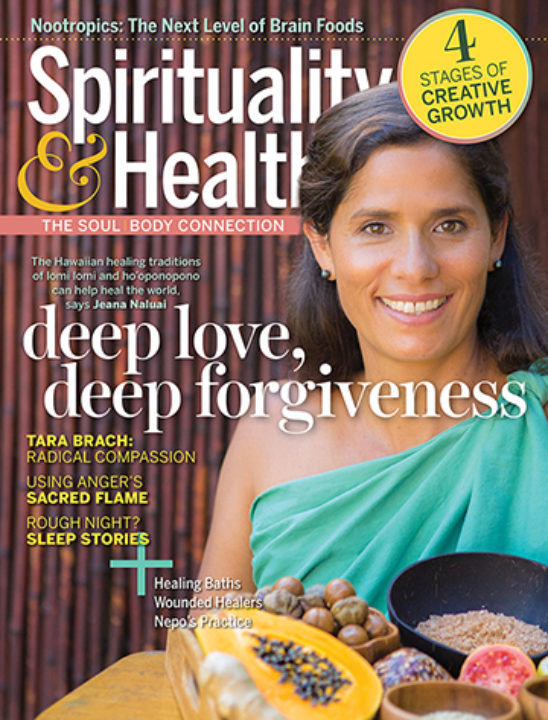 Jeana Naluai is our March April issue cover subject