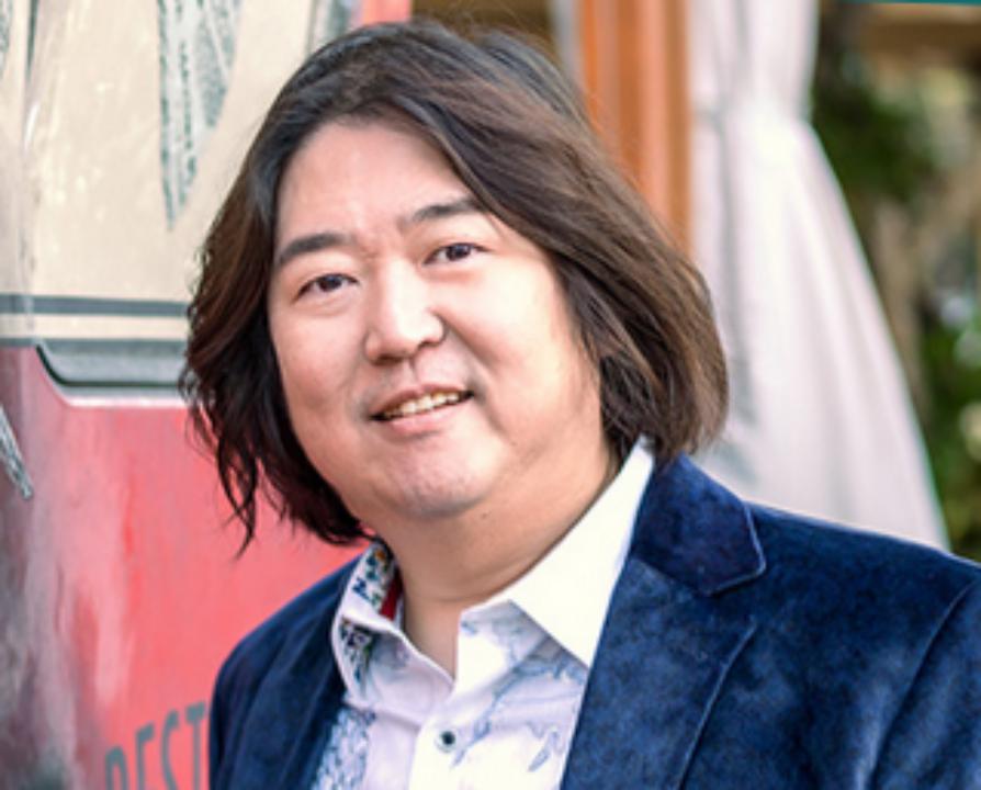 Self-help author Ken Honda