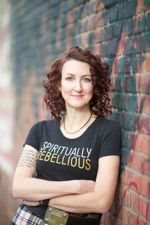 Sarah Bowen, author and animal chaplain