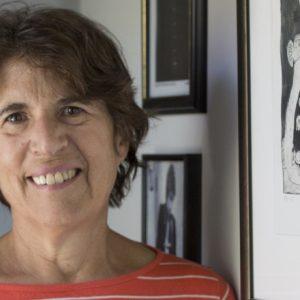 Author Natalie Goldberg