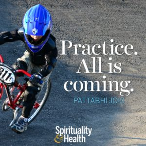 Practice All is coming