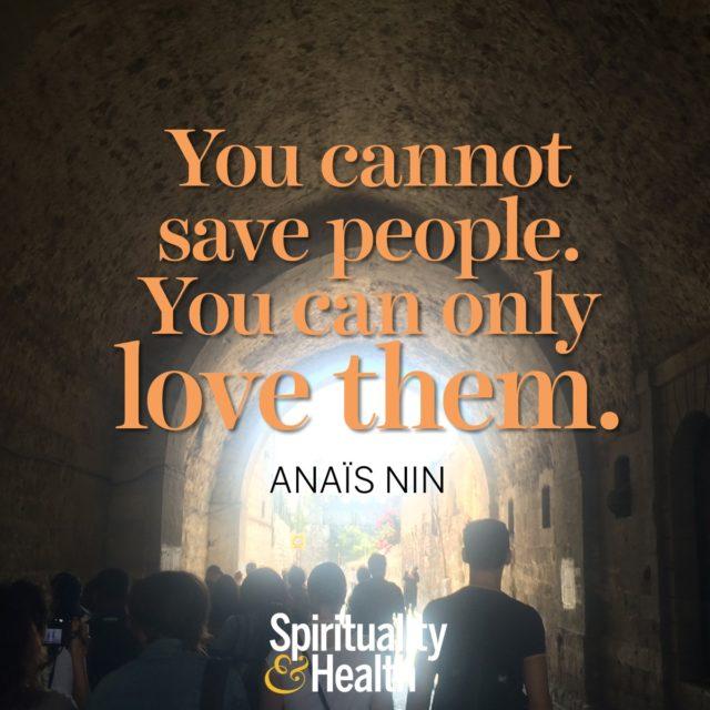 Anaïs Nin on love