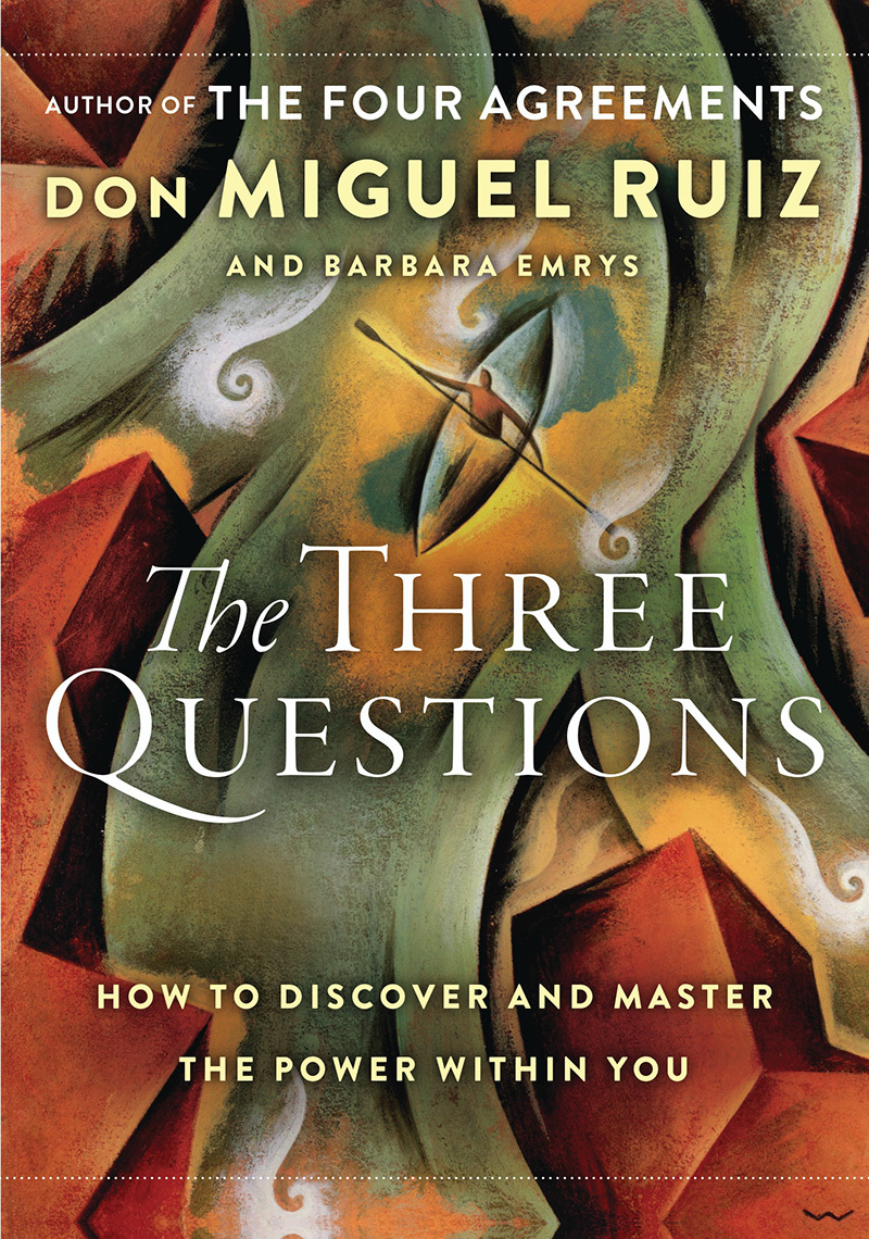 Book Review The Three Questions Spirituality Health