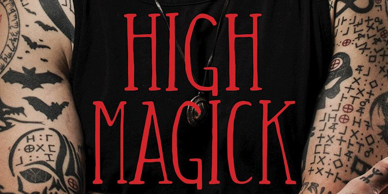 High Magick - book cover
