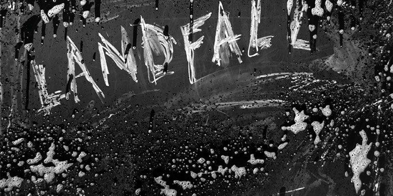 Landfall album cover