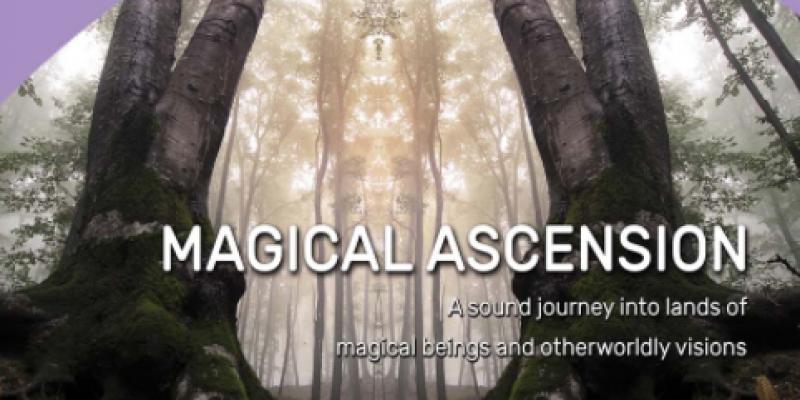 Album art for Magical Ascension