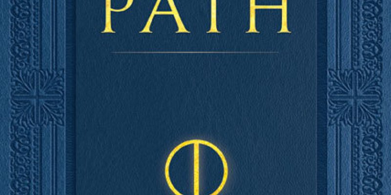 Cover image of The Straight Path