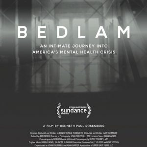 Bedlam Directed by Kenneth Paul Rosenberg