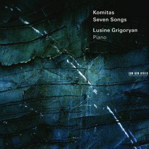 Komitas album art