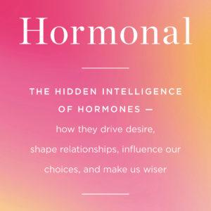Hormonal cover art