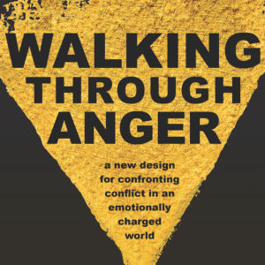 Walking Through Anger Cover