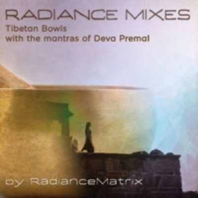 Radiance Mixes - cover