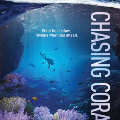 Film poster of Chasing Coral
