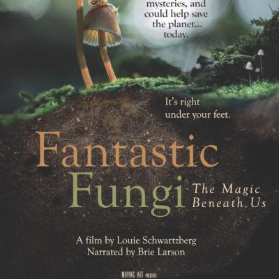 Fantastic Fungi Film Poster