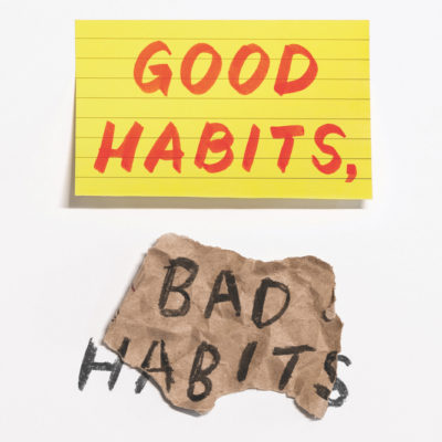 Good Habits Bad Habit Cover