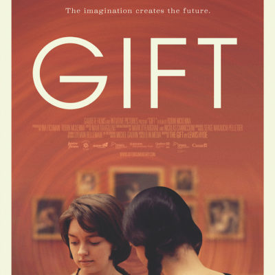 The Gift movie poster