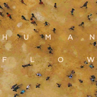 Human Flow film poster