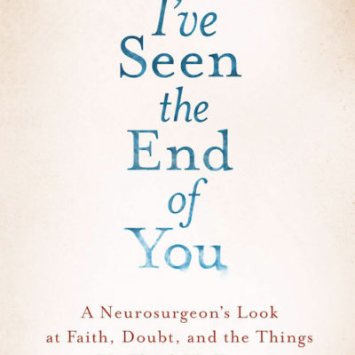 I've Seen the End of You book cover