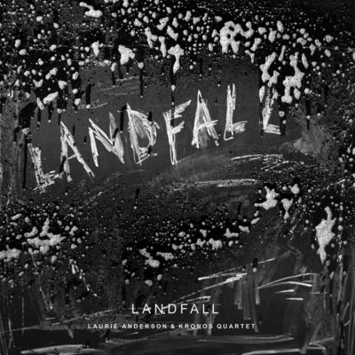 Landfall album cover