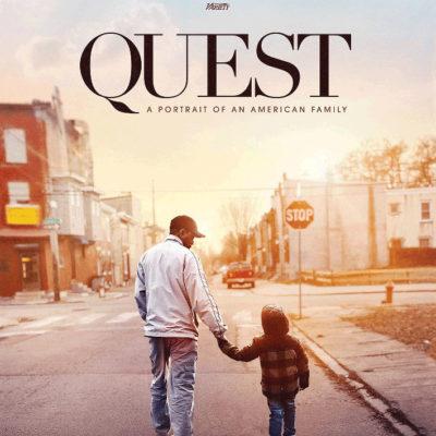 Quest film poster