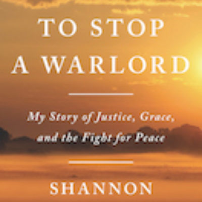 Stop a Warlord book cover
