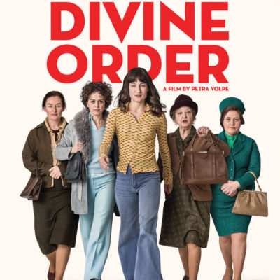 The Divine Order poster