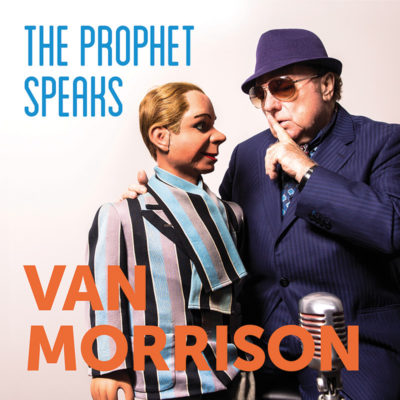 The Prophet Speaks album cover