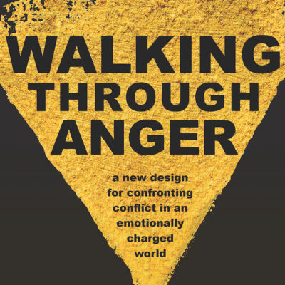 Walking Through Anger Cover
