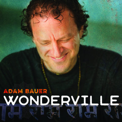 Wonderville album art
