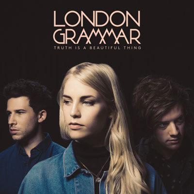Cover of London Grammar album