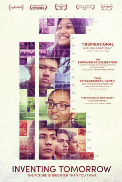 Inventing Tomorrow poster