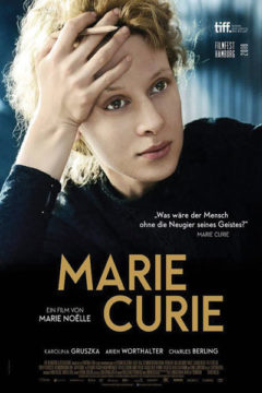 Film Poster of Marie Curie