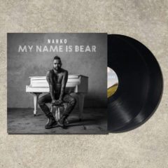 My Name Is Bear album cover
