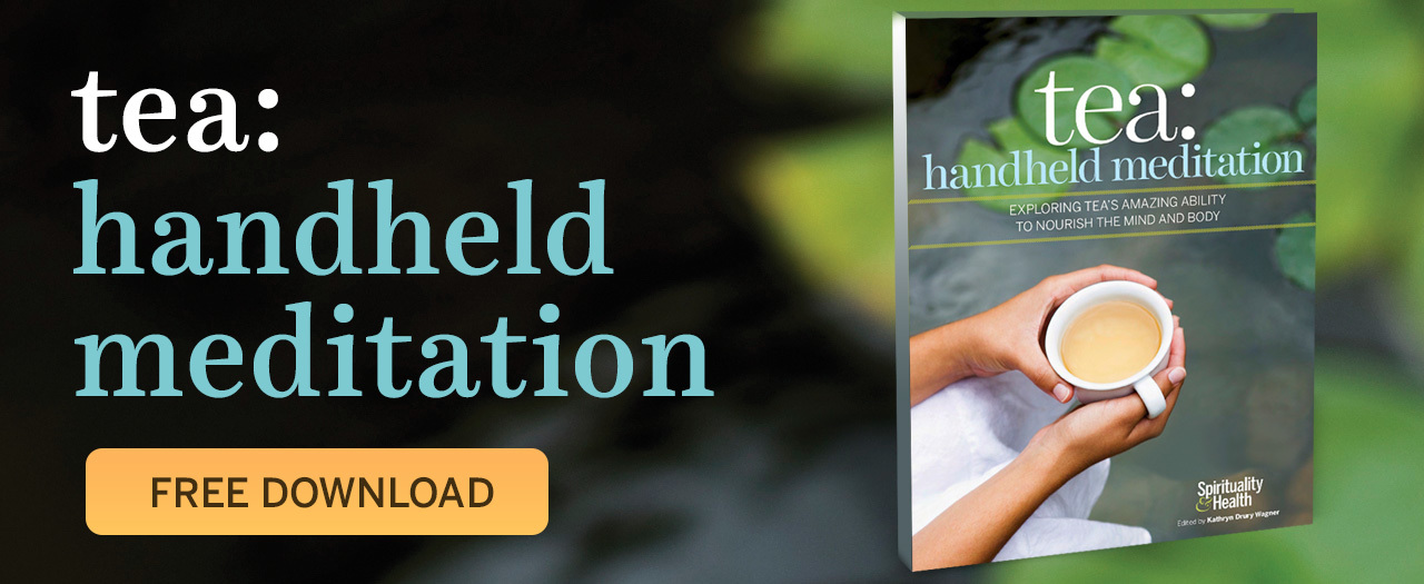 tea: handheld meditations. Free Download.