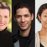 Diane Musho Hamilton, Gabriel Menegale Wilson, and Kimberly Loh