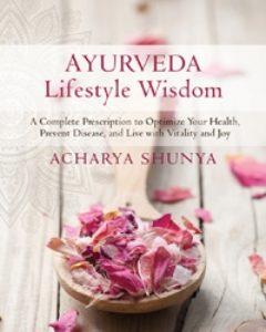 Cover image of Ayurveda Lifestyle Wisdom