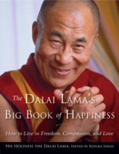 Cover image of The Dalai Lama's Big Book of Happiness
