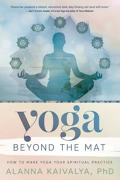Cover image of Yoga Beyond the Mat