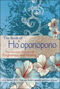 Cover image of The Book of Ho'Oponopono