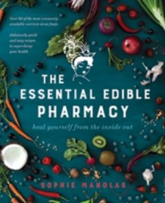 Cover image of The Essential Edible Pharmacy