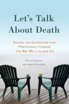 Cover image of Let's Talk About Death
