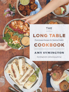 The Long Table Cookbook by Amy Symington